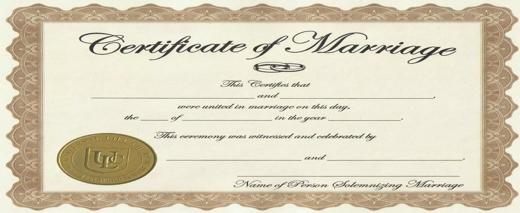 HOW TO VERIFY MARRIAGE CERTIFICATE