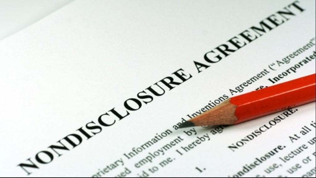 NON DISCLOSURE AGREEMENT IN NIGERIA
